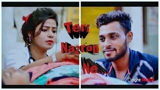 Teri Nazron Ne Kuch Aisa Jadoo Kiya  Romantic Love Story  New Hindi Song 2018  Brightvision