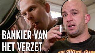 JAY JAY over de BANKIER VAN HET VERZET - Drunk History
