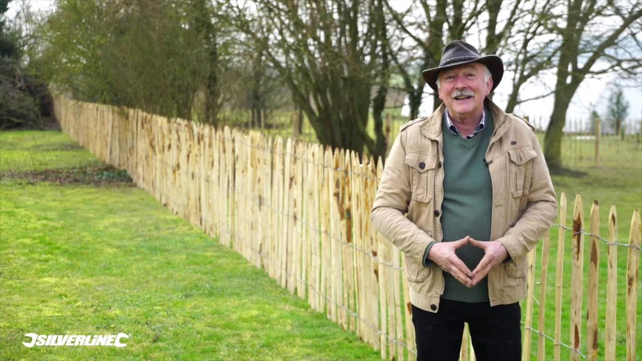Faire Une Cloture Pas Chere la pose d'une clôture ganivelle