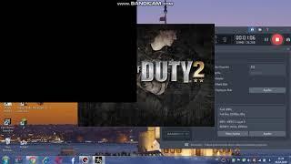 call of duty 2 multiplayer oynuyorum (merhaba arkadaşlar b