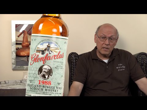 Whisky Verkostung: Glenfarclas No. 20 James Clerk Maxwell 1988/2016