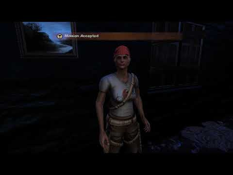 Let's Play Far Cry 2 Infamous - 14 - Free prisoner + Michelle Dachss Bar Mission 01 HD
