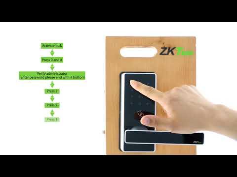 Smart Lock DL30B User Guide