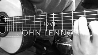 Love (1970) Written by John Lennon Arranged by Nobuyuki Hirakura.