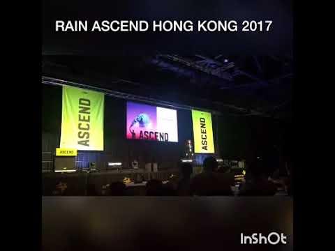 Rain's Ascend Hong Kong 2017