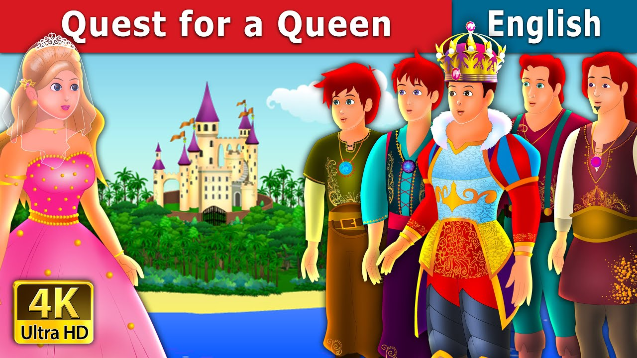 Download Quest for a Queen Story in English | Stories for Teenagers | English Fairy Tales