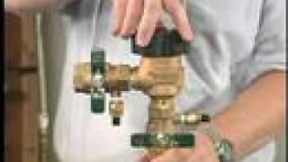 How to Repair a Pressure Vacuum Breaker