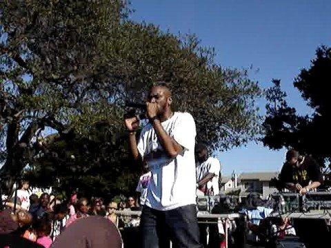 "Mos Def ""Dollar Day"" Live @ Defremery Park! Oakland, CA"