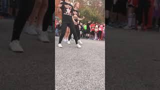 Damians Halloween dancing 10/30/17