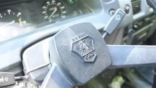 Замена пыльника рулевого вала Газель (ГАЗ-2705 Комби)