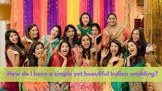 Simple & Beautiful Indian Wedding|budget-friendly Weddingi Tbg Bridal Store