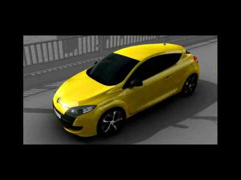 nouvelle megane r s clip motorisation youtube