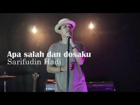 Sarifudin Hadi - D'LIyod - Apa Salah Dan Dosaku Cover