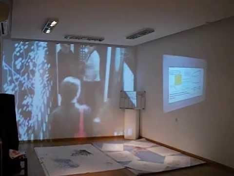 Performance Goldenberg a Palazzo Bembo - Centre for Contemporary Arts, Baku, Azerbaijan.