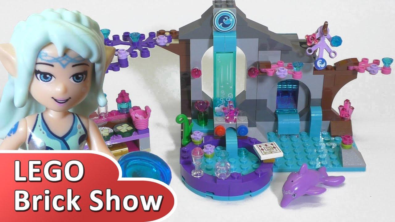 "LEGO Elves 41072, Лего Эльфы ""СПА-салон Наиды"", набор для ..."
