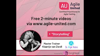 Storytelling - Testing in an Agile context