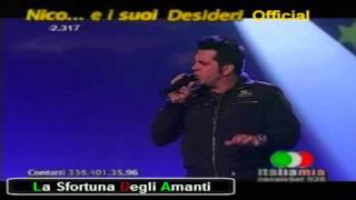 Nico Desideri - La sfortuna degli amanti (Nuovo singolo 2013)