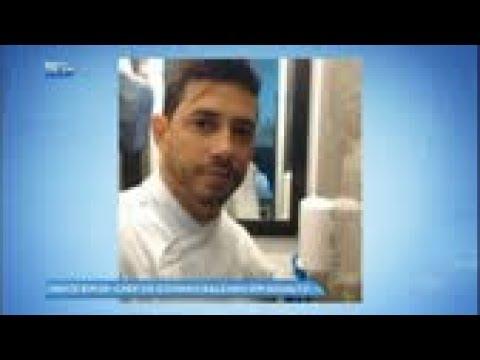 Chef de cozinha morre após ser baleado na cabeça em assalto