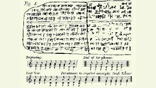 The Oldest Song in the World