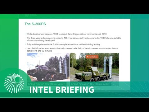 Intel Briefing:The S-300P and S-400: Russia's strategic defe