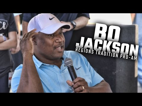 "Bo Jackson talks baseball brawls and the ""Bo Over the Top"" no one talks about"