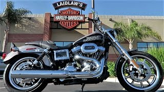 2017 Harley-Davidson Dyna Low Rider (FXDL)│ Review & Test Ride - Full Details