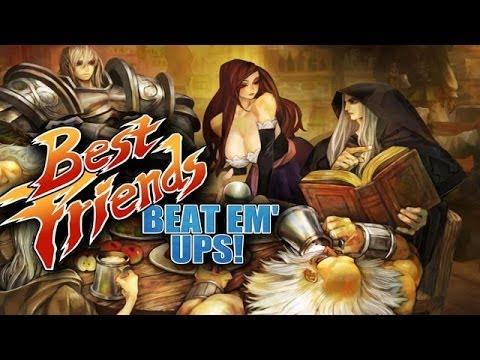Best Friend Beat 'Em Ups - Dragon's Crown