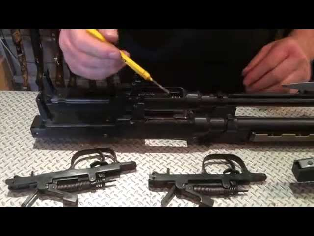 hical.ca SKS-AR Magwell adapter installation video
