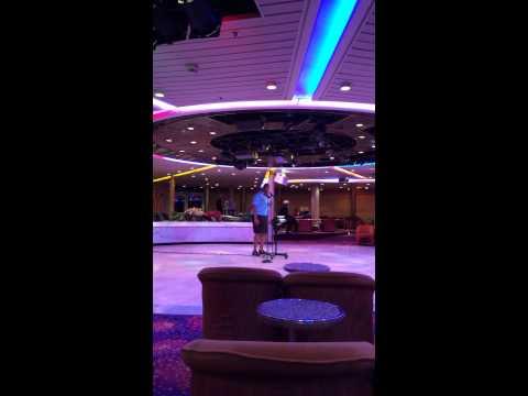 Royal Caribbean - Majesty Karaoke