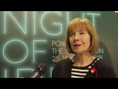 Interview with Posy Simmonds #nightofideas