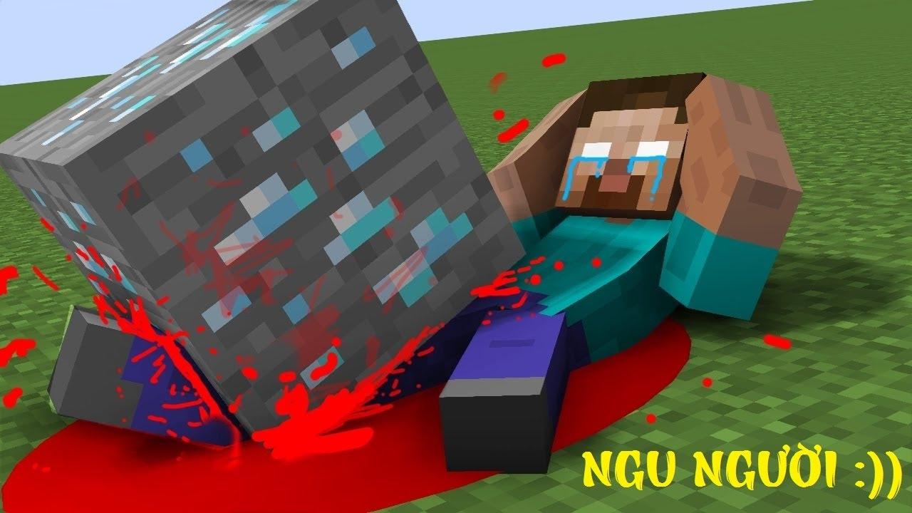 Những Pha Ngu Người - Xem Là Cười Trong Minecraft #1