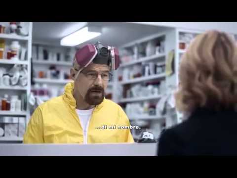 Breaking Bad Superbowl Spot Subtitulos en español