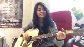 Ishq bulava guitar cover ... Inspiration Sanam puri :)