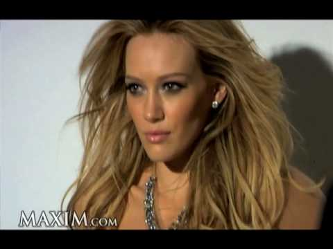Maxim Exclusive: Hilary Duff