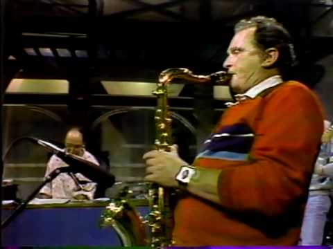 Stan Getz on David Letterman - 1986