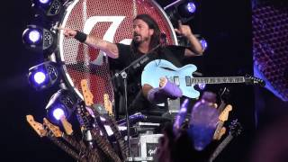 "Foo Fighters 20th Anniversary Blowout- ""The Pretender (Extended)"" (1080p) on July 4, 2015"