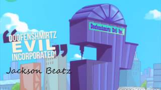 Doofenshmirtz Evil Incorporated Rap Beat - Jackson Beatz