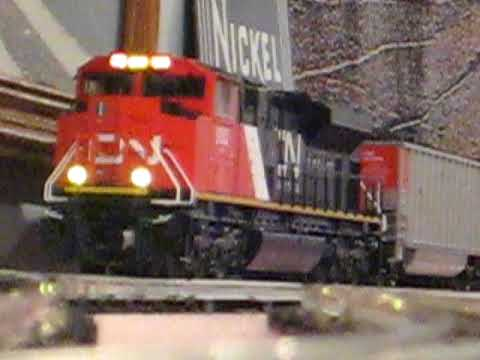 Lionel Cn Coal Train Set Youtube