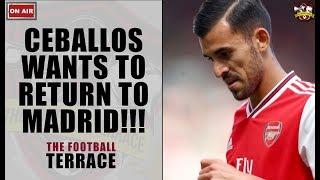 Dani Ceballos in U-turn over Arsenal future and wants Real Madrid return! Arsenal News Now