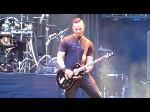 Alter Bridge - Full Show, Live at Virginia Beach on 8/2/2016, opening for Disturbed