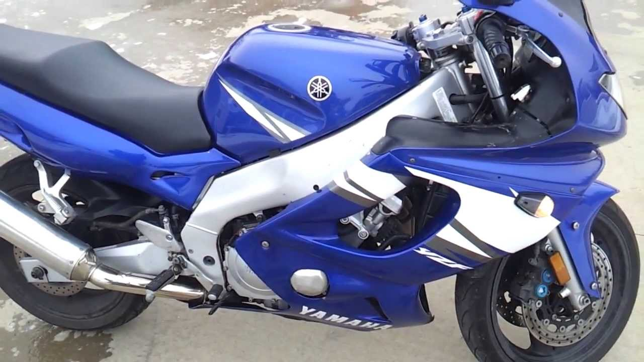 Walk around of my 2006 yzf600r for sale on craigslist for Yamaha of dallas