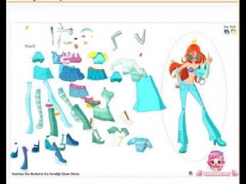 Game thoi trang winx – Game công chúa winx