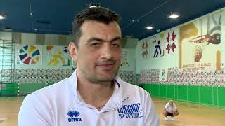 Главный тренер женской сборной Украины Горан Бошкович - о подготовке к чемпионату Европы