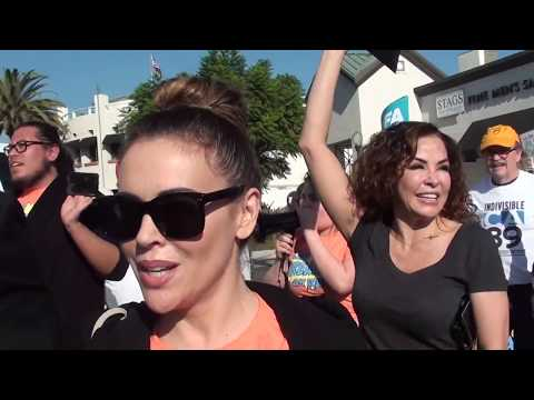 Actress Alyssa Milano Leads Pro Illegal DACA to PROTEST Rep Ed Royce: Citizens Counter Rally