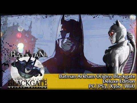 Batman Arkham Origins Blackgate Deluxe Edition   Análisis español GameProTV
