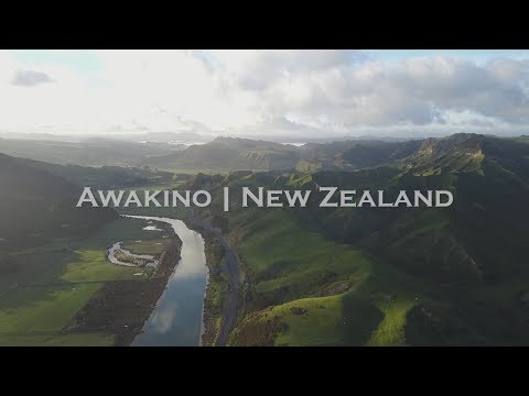 A weekend at Awakino | New Zealand  - Vlog 30