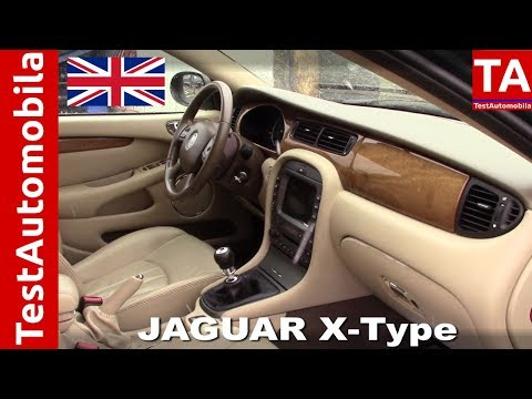 JAGUAR X Type 2.0 d - Made In The United Kingdom