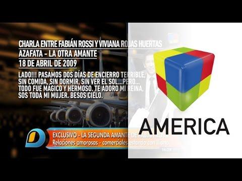 Revelan nuevas pruebas de la doble vida de Fabián Rossi en Panamá