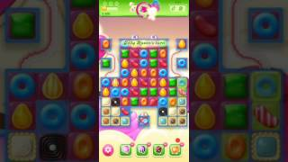 Candy crush jelly saga level 694(NO BOOSTER)
