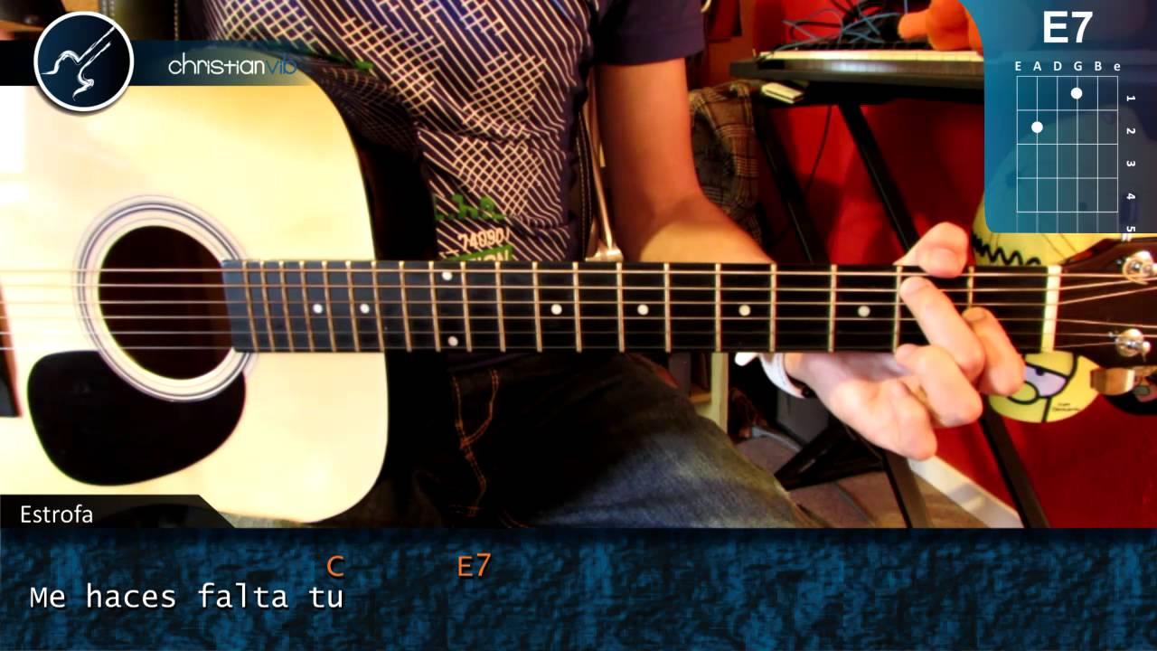 Como tocar guitarra - 1 part 9